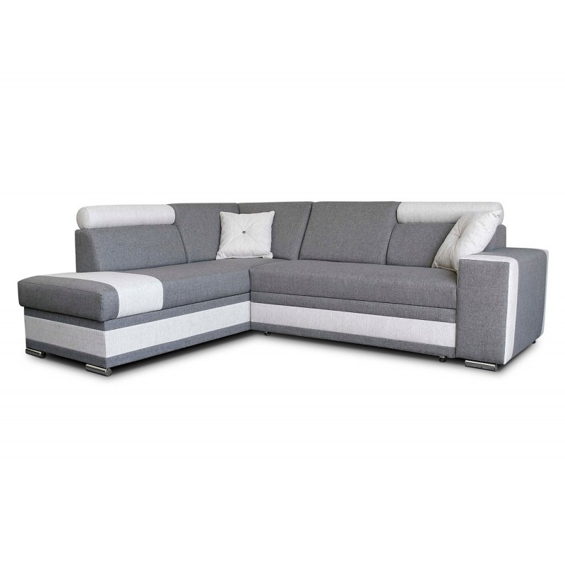 Sectional Corner Sofa In Grey Velvet Fairytale House Pinterest good inside Corner Sofa Bed Sale (Image 17 of 20)