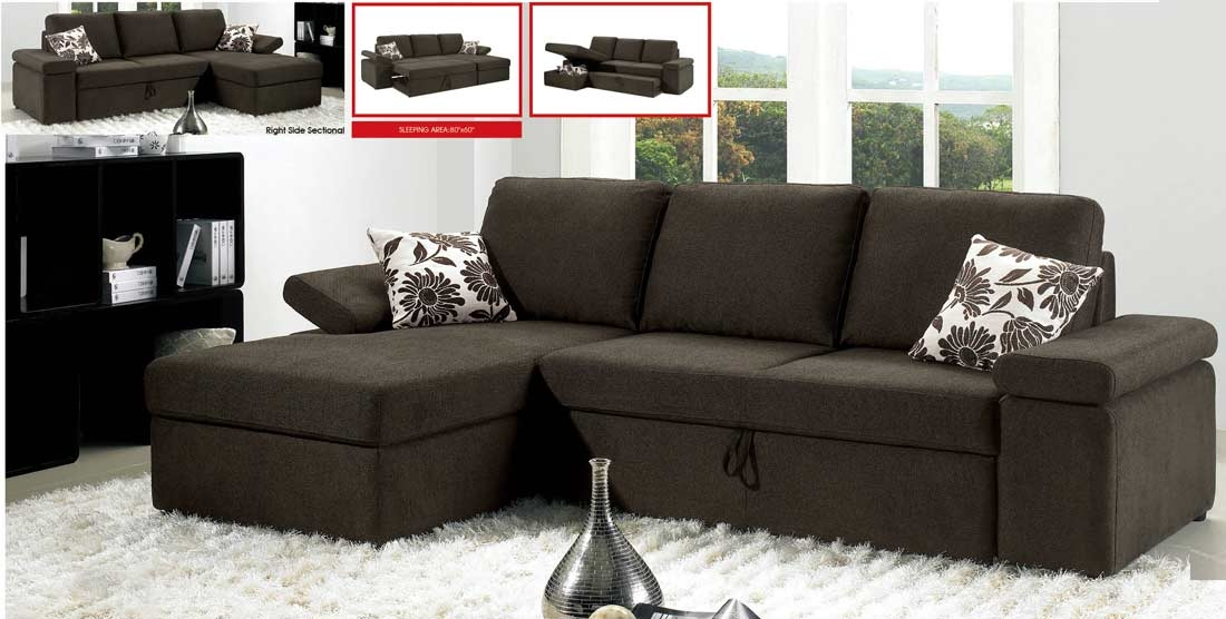 Sectional Sofa Bed Ef 10 Sofa Beds Nicely For Sectional Sofa Beds (View 8 of 20)