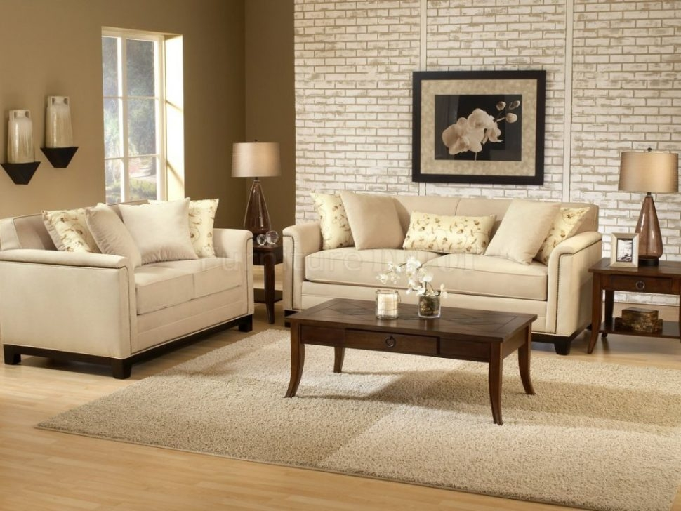 Sectional Sofa Charming Abson Living Charlotte Beige Sectional effectively intended for Abbyson Living Charlotte Beige Sectional Sofa and Ottoman (Image 11 of 20)