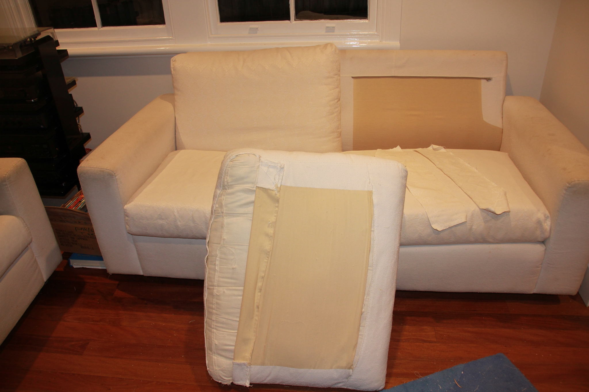 Sew Paint It How To Make Loose Sofa Covers certainly regarding Sofa With Washable Covers (Image 11 of 20)