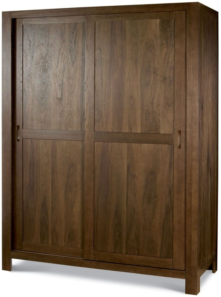 Shop Exclusively Designed Dark Wood Wardrobe Online certainly throughout Solid Dark Wood Wardrobes (Image 5 of 30)