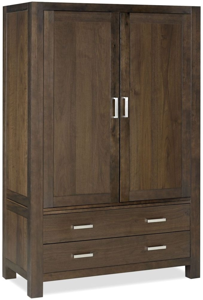 Shop Exclusively Designed Dark Wood Wardrobe Online perfectly with Dark Wood Wardrobes (Image 1 of 20)