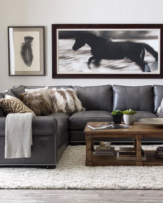 Shop Living Room Furniture Sets Family Room Ethan Allen certainly within Ethan Allen Sofas and Chairs (Image 14 of 20)