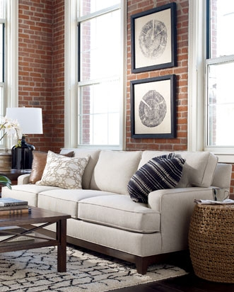 Shop Living Room Furniture Sets Family Room Ethan Allen very well in Ethan Allen Sofas and Chairs (Image 16 of 20)