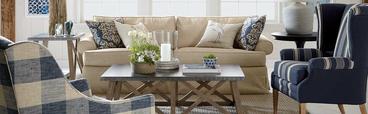Shop Sofas And Loveseats Leather Couch Ethan Allen good with Ethan Allen Sofas and Chairs (Image 18 of 20)