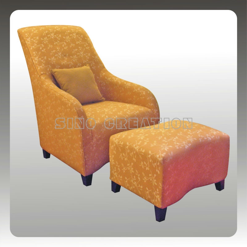 Single Chair With Ottoman Winda 7 Furniture Properly For Sofa Chair With Ottoman (View 12 of 20)