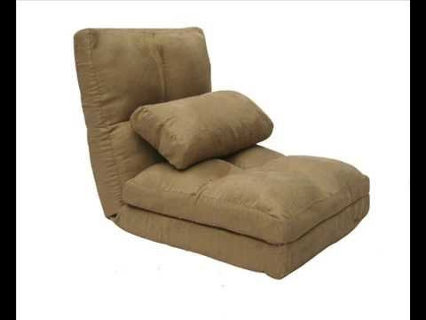 Single Sofa Bed Single Sofa Bed Chair Youtube certainly intended for Single Sofa Bed Chairs (Image 11 of 20)