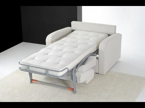 Sleeper Chair Sleeper Chair Folding Foam Bed Sleeper Sofa effectively in Pull Out Sofa Chairs (Image 18 of 20)