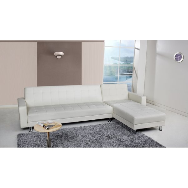 Sleeper Sectionals Youll Love very well with regard to Sleeper Sectional Sofas (Image 14 of 20)