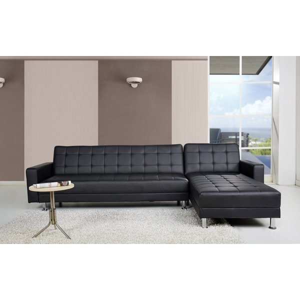 Sleeper Sectionals Youll Love Well Regarding Sectional Sofa Beds (View 13 of 20)
