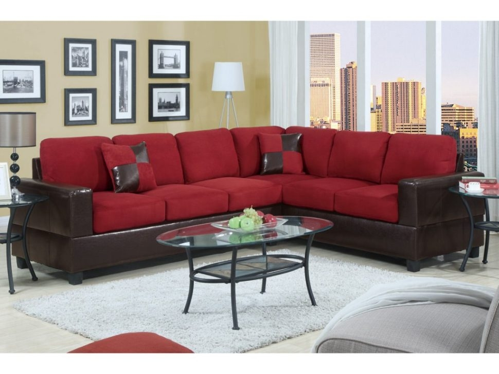 Sleeper Sofa Amazing Red Sectional Sleeper Sofa 37 About Remodel clearly regarding Red Sectional Sleeper Sofas (Image 15 of 20)