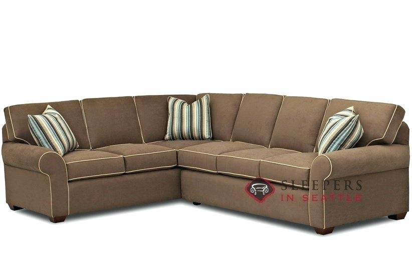 Sleeper Sofa With Chaise Cybellegear Very Well Throughout Sleeper Sectional Sofas (View 15 of 20)