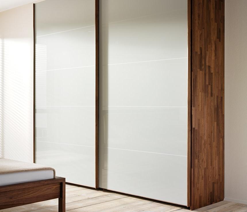 Sliding Door Solid Wood Sliding Door Wardrobes Closing Manual well with regard to Solid Wood Fitted Wardrobe Doors (Image 10 of 30)