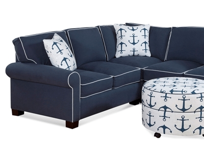 Slipcovered Furniture Washable Fabrics Cottage Home good throughout Cottage Style Sofas and Chairs (Image 18 of 20)