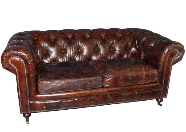 Small Chesterfield Sofas Thesofa most certainly within Small Chesterfield Sofas (Image 17 of 20)