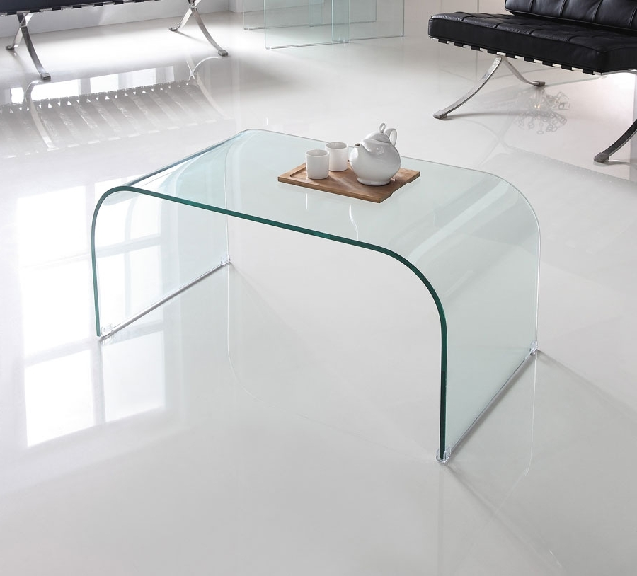 Small Glass Coffee Tables Homesfeed clearly with regard to Unique Small Glass Coffee Table (Image 5 of 30)