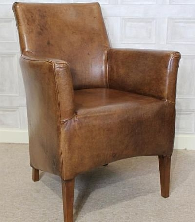 Small Leather Armchair Most Certainly With Regard To Small Armchairs (View 19 of 20)