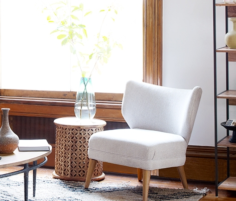 Small Occasional Chairs West Elm nicely regarding Armchairs For Small Spaces (Image 17 of 20)