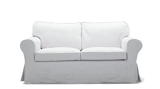 Small Sofa 2 Seater Sofa Ikea Perfectly Inside IKEA Two Seater Sofas (Image  18 Of