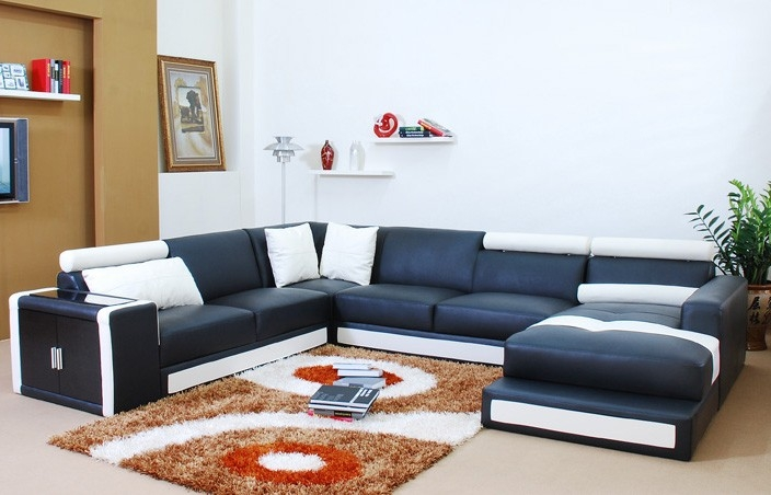 Featured Photo of European Sectional Sofas