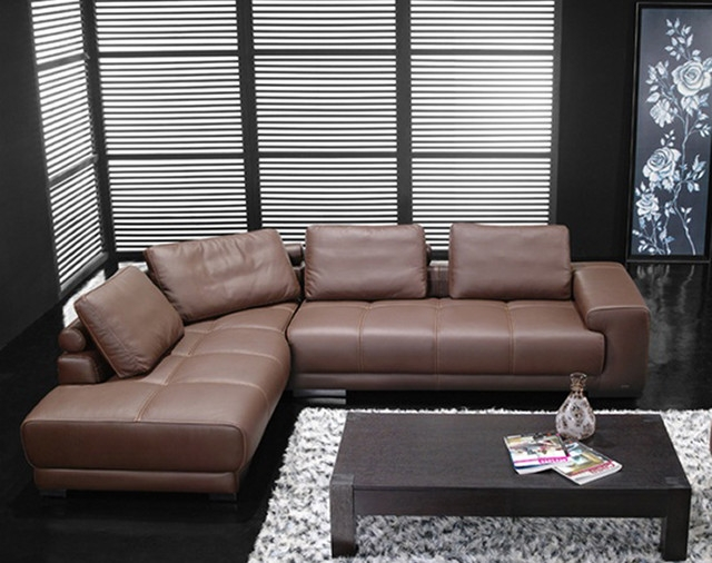 Small Spaces European Sectional Sofa 12 Remarkable European well in European Sectional Sofas (Image 18 of 20)