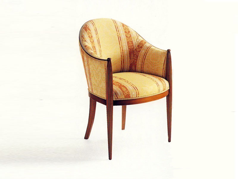 Small Upholstered Armchair well intended for Small Armchairs (Image 20 of 20)