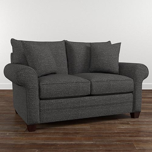 Sofa And Love Seat Sets Living Room Furniture Bassett Furniture certainly regarding Sofas And Loveseats (Image 10 of 20)