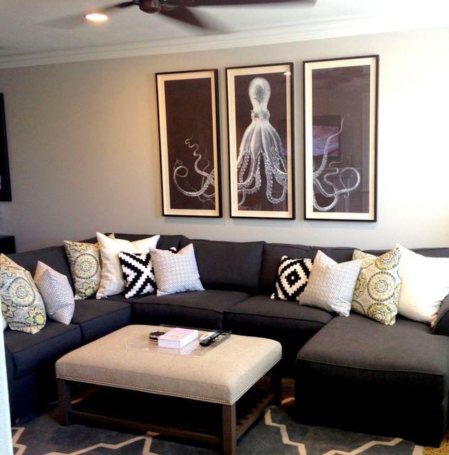 Sofa Astounding Charcoal Grey Sofa 2017 Ideas Charcoal Gray Most Certainly In Charcoal Grey Sofas (View 15 of 20)