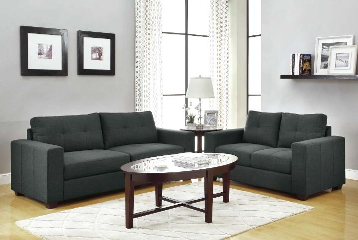 Sofa Astounding Charcoal Grey Sofa 2017 Ideas Charcoal Gray properly with regard to Charcoal Grey Sofas (Image 16 of 20)