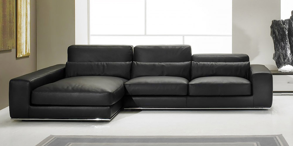 Sofa Awesome 2017 Leather Sofas For Sale Italian Leather Sofas very well with regard to Large Black Leather Corner Sofas (Image 18 of 20)