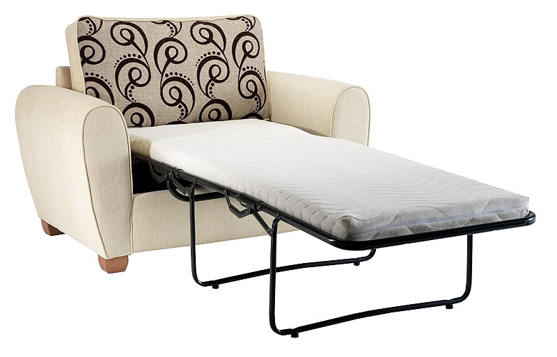 Sofa Bed Clearance Ideas Homesfeed Certainly With Single Sofa Bed Chairs  (Image 18 Of 20 Part 73