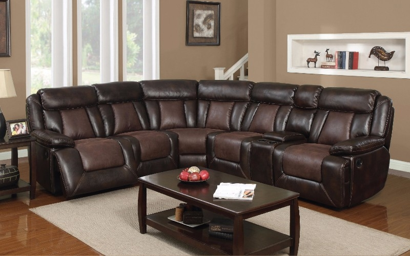 Sofa Beds Design Astonishing Ancient 6 Piece Leather Sectional very well inside 6 Piece Leather Sectional Sofa (Image 11 of 20)