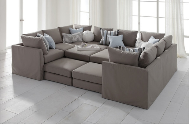 Sofa Beds Design Astonishing Contemporary Big Sofas Sectionals Well Throughout Big Sofas Sectionals (View 1 of 20)