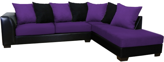 Sofa Beds Design Awesome Traditional Eggplant Sectional Sofa nicely within Eggplant Sectional Sofa (Image 12 of 20)
