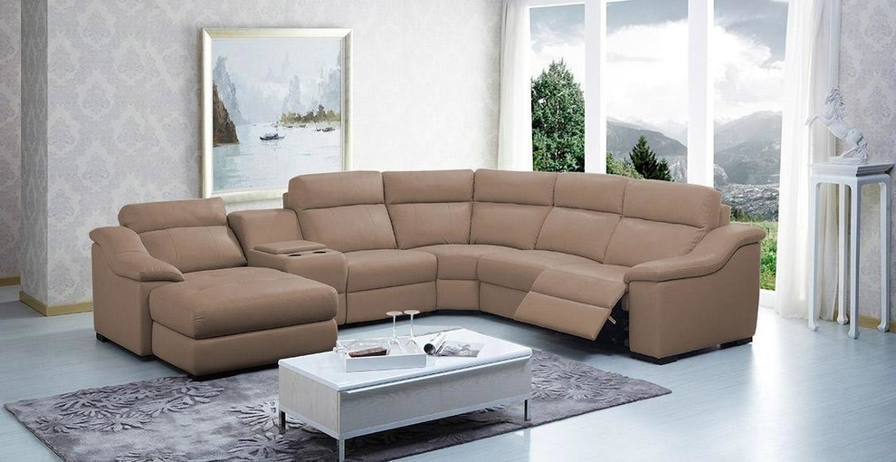 Sofa Beds Design Breathtaking Ancient Curved Sectional Sofa With Good Intended For Curved Sectional Sofa With Recliner (View 11 of 20)