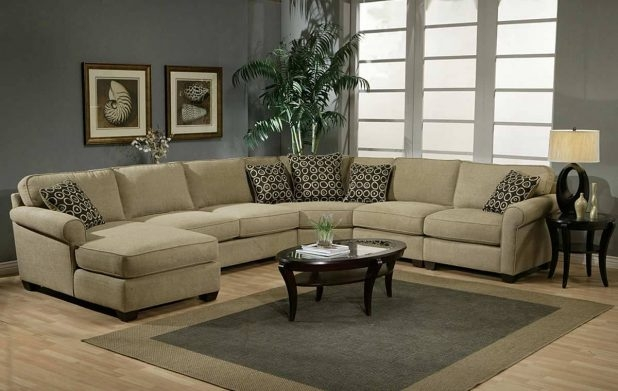Sofa Beds Design Extraordinary Modern C Shaped Sectional Sofa well throughout C Shaped Sofas (Image 17 of 20)