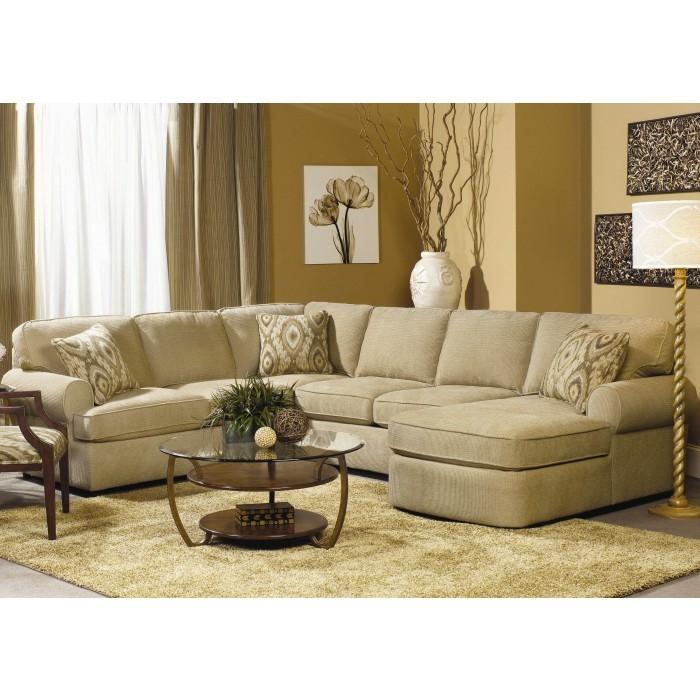 Sofa Beds Design Inspiring Unique Craftmaster Sectional Sofa certainly throughout Craftmaster Sectional Sofa (Image 17 of 20)