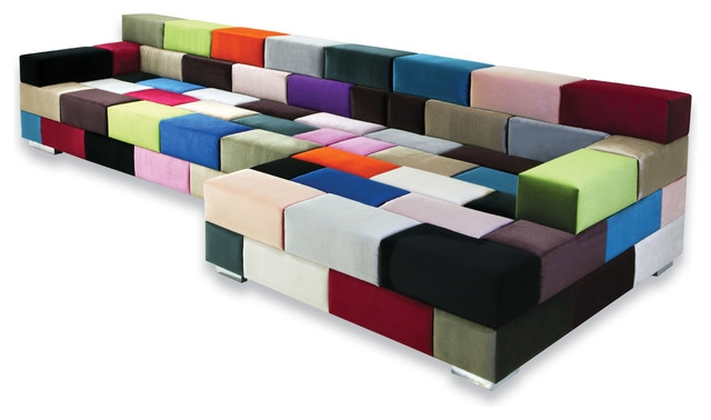 Sofa Beds Design Marvelous Modern Colorful Sectional Sofas Design perfectly intended for Colorful Sectional Sofas (Image 19 of 20)