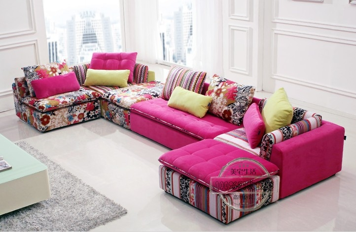 Sofa Beds Design Marvelous Modern Colorful Sectional Sofas Design very well inside Colorful Sectional Sofas (Image 20 of 20)