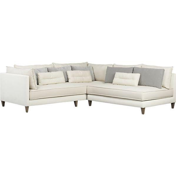 Sofa Beds Design Outstanding Traditional Armless Sectional Sofas well inside Armless Sectional Sofas (Image 18 of 20)