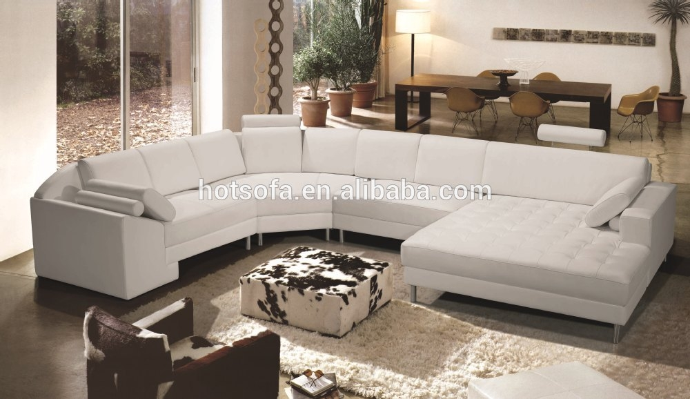 Sofa Beds Design Popular Contemporary C Shaped Sofa Sectional effectively pertaining to C Shaped Sofas (Image 18 of 20)