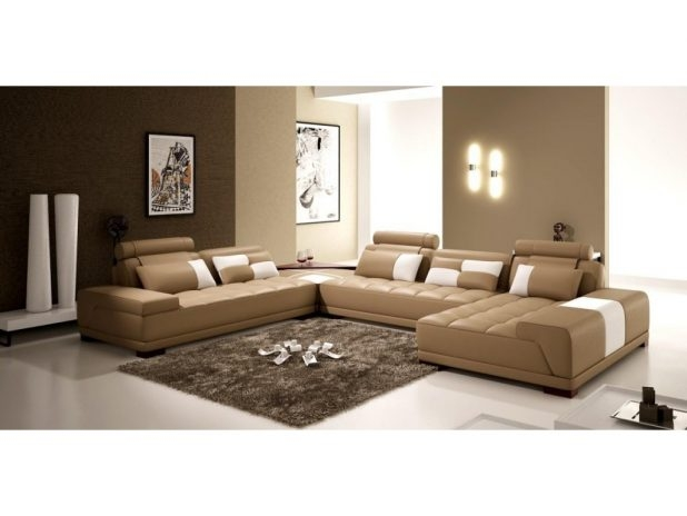 Sofa Beds Design Popular Contemporary C Shaped Sofa Sectional Nicely Pertaining To C Shaped Sofas (Photo 8 of 20)