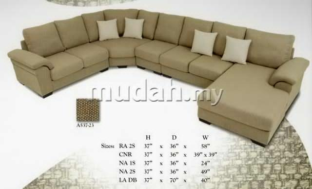 Sofa Beds Design Stylish Contemporary Western Style Sectional effectively intended for 7 Seat Sectional Sofa (Image 14 of 20)