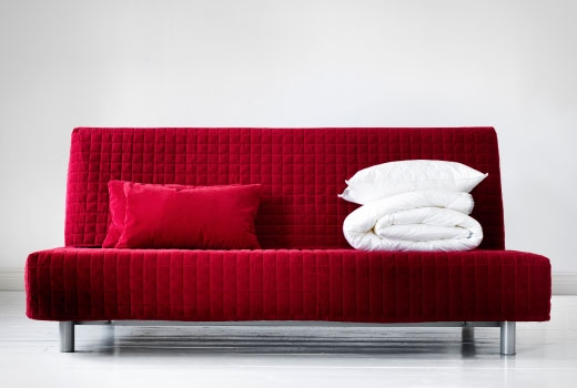 Sofa Beds Futons Ikea most certainly throughout Red Sofa Beds IKEA (Image 20 of 20)