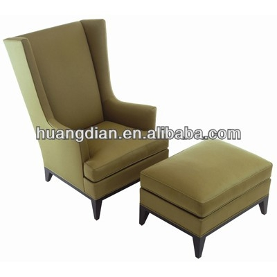 Popular Photo of Sofa Chair With Ottoman