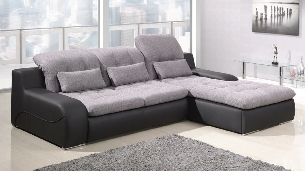 Sofa Couch And Loveseat Arrangements Design Ideas And Photos good for Corner Couch Bed (Image 20 of 20)