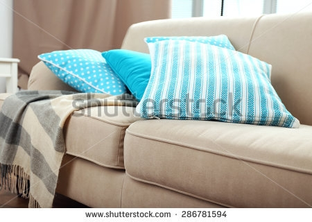 Sofa Cushions Stock Images Royalty Free Images Vectors most certainly within Sofa Cushions (Image 19 of 20)
