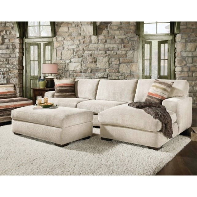 Sofa Inspiring Cream Colored Sectional Sofa Large Sectional Sofas certainly for Cream Colored Sofas (Image 20 of 20)