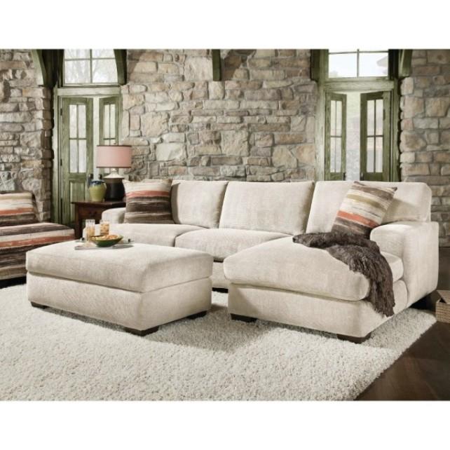 Sofa Inspiring Cream Colored Sectional Sofa Large Sectional Sofas certainly for Cream Colored Sofas (Image 20 of 20)