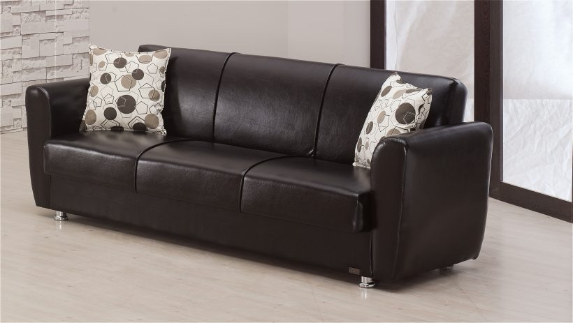 Sofa Interesting Modern Sofa Bed With Storage Chase Upholstered effectively in Leather Sofa Beds With Storage (Image 19 of 20)